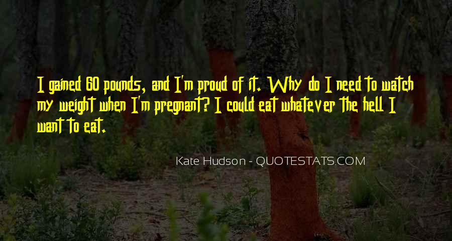 Gained Weight Quotes #304160