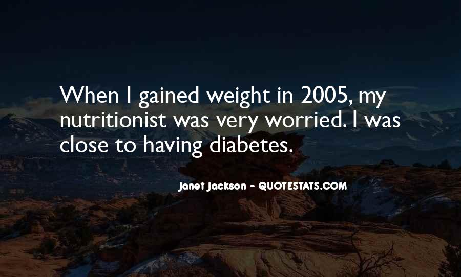 Gained Weight Quotes #431535