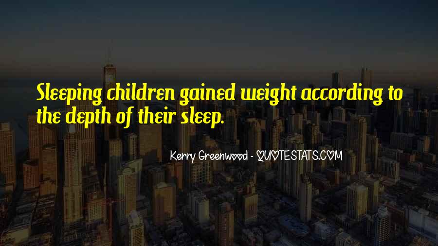 Gained Weight Quotes #650786