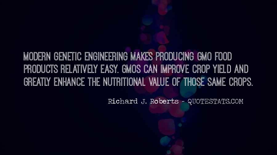 Quotes About Gmos In Food #711996