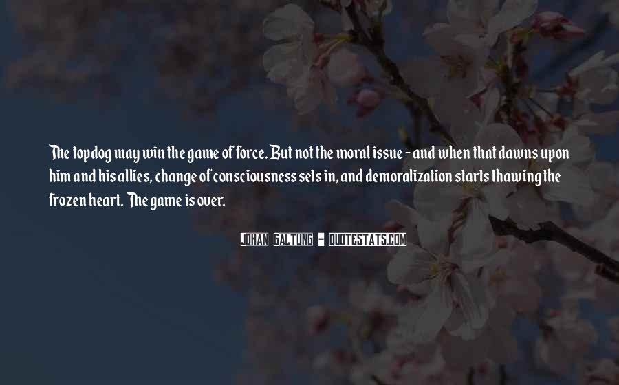 Galtung Quotes #1303290