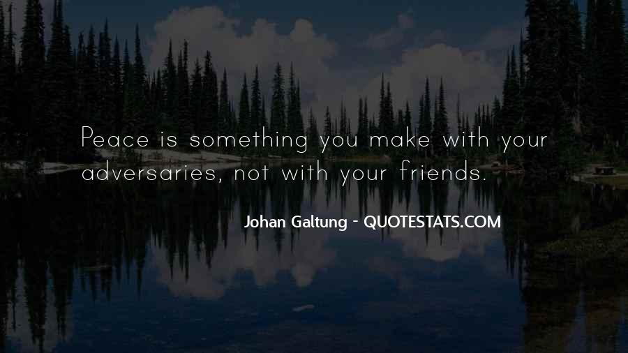 Galtung Quotes #154302