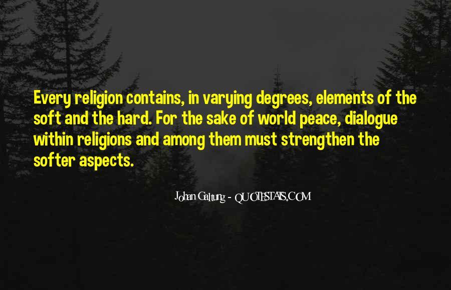 Galtung Quotes #683059