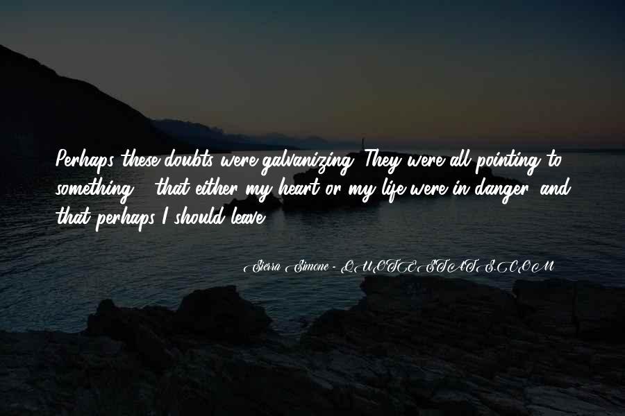 Galvanizing Quotes #1521134