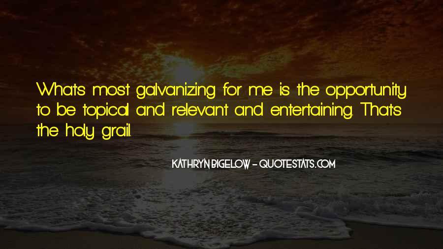 Galvanizing Quotes #592715