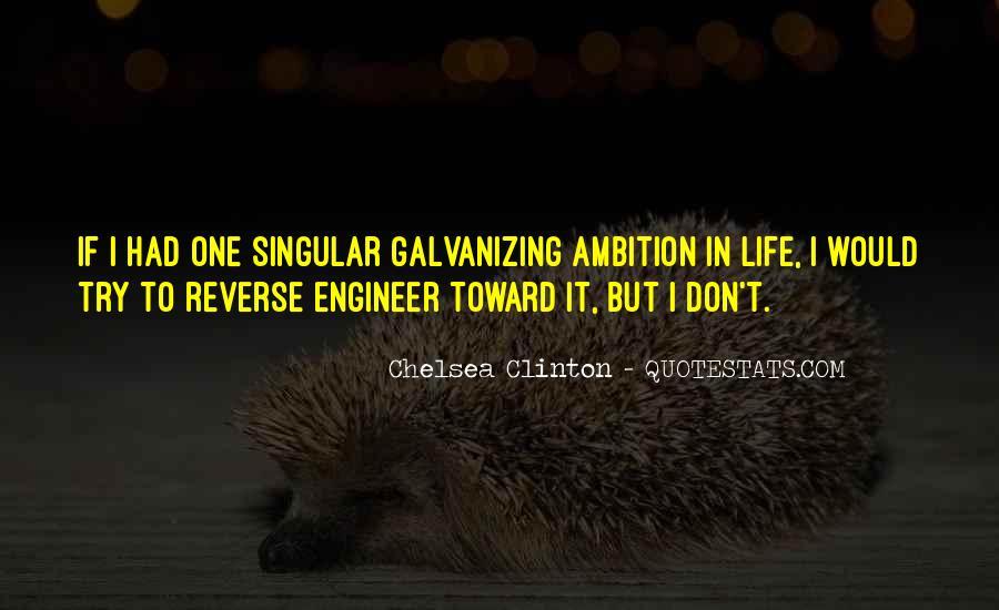 Galvanizing Quotes #8403
