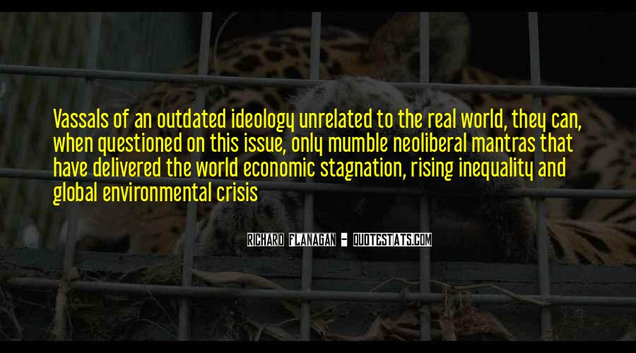 Quotes About Global Economic Crisis #1593731