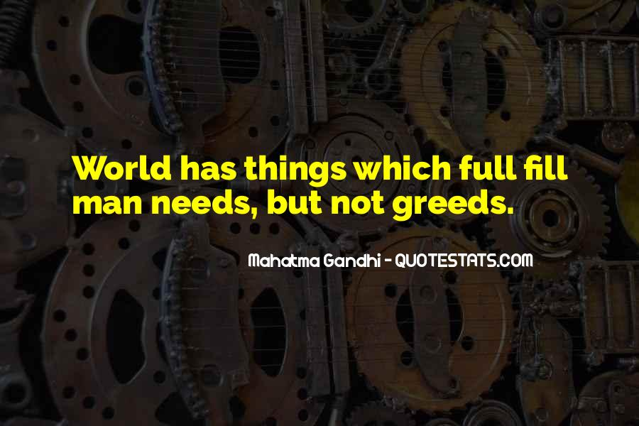 Gandhi Facts And Quotes #1062617