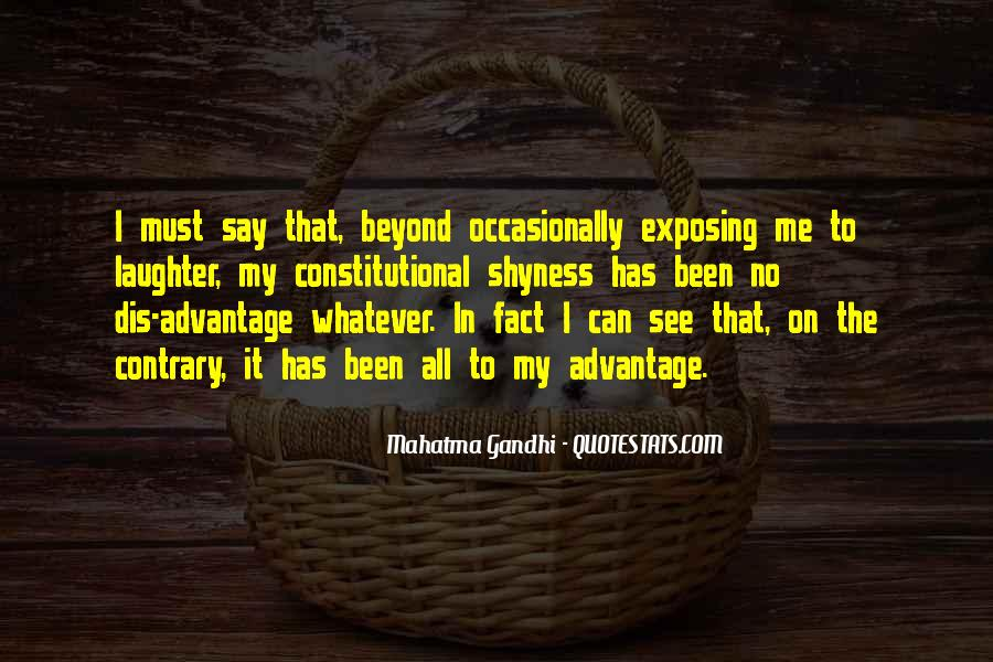 Gandhi Facts And Quotes #1173653