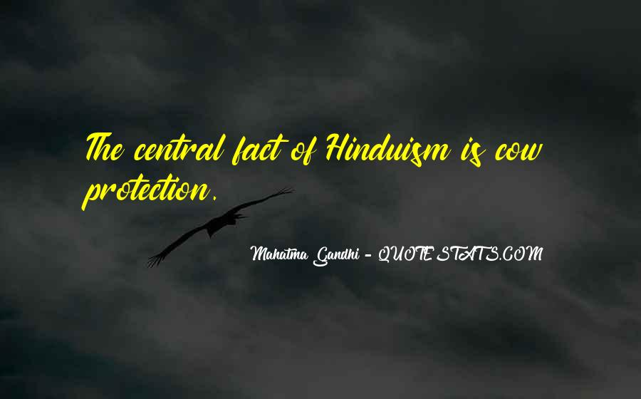 Gandhi Facts And Quotes #1234639