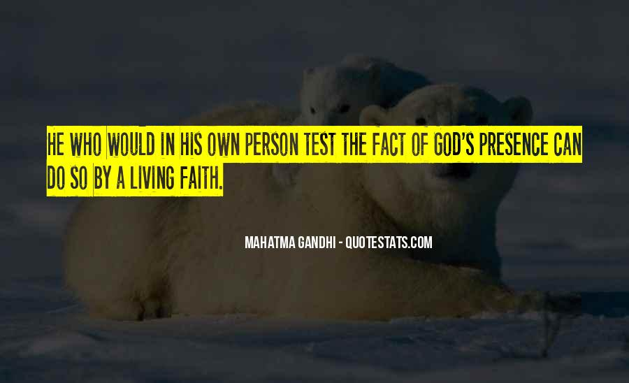 Gandhi Facts And Quotes #1562011