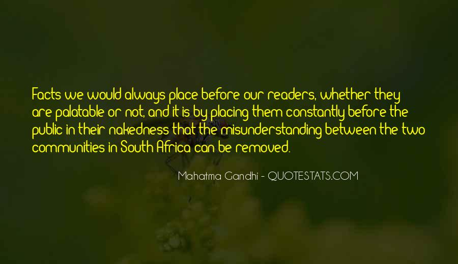Gandhi Facts And Quotes #868631