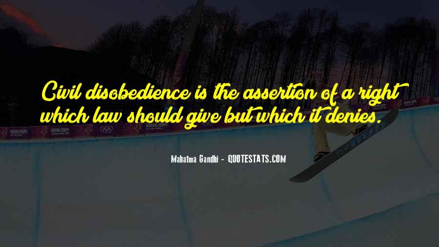 Gandhi Pro War Quotes #10943