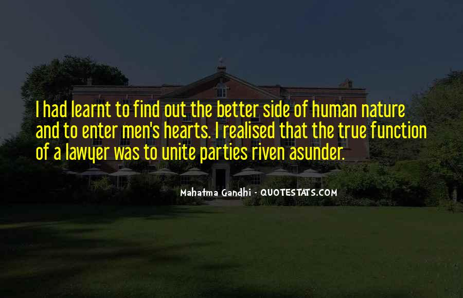 Gandhi Pro War Quotes #11965