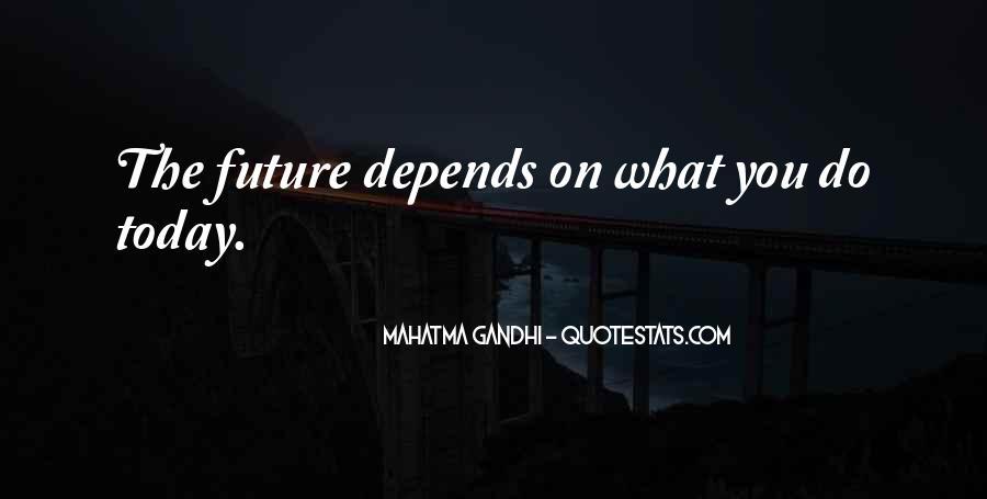 Gandhi Pro War Quotes #12276
