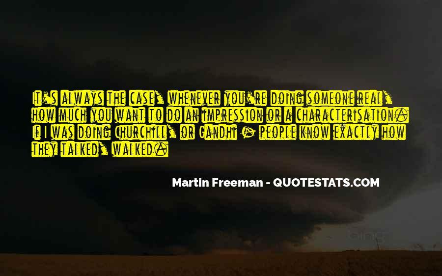 Gandhi Pro War Quotes #16717
