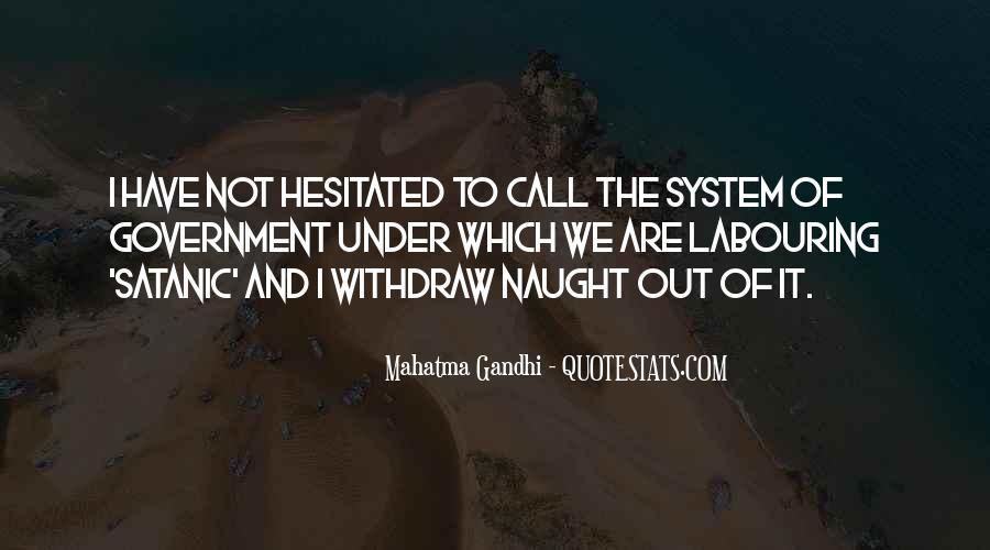 Gandhi Pro War Quotes #20478
