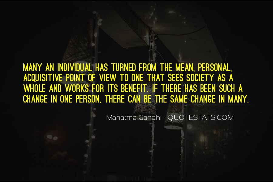 Gandhi Pro War Quotes #24053