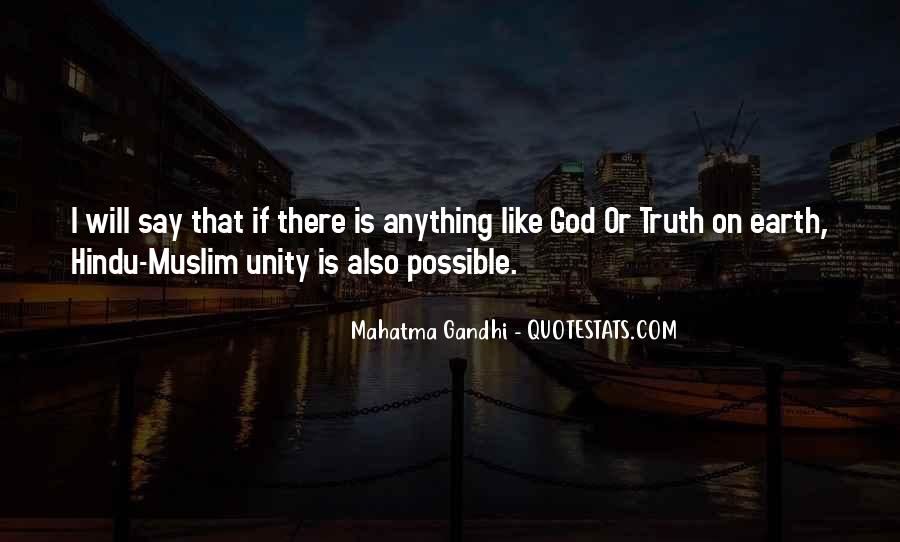 Gandhi Pro War Quotes #25506
