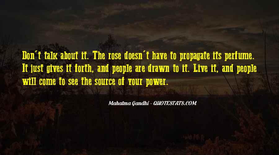 Gandhi Pro War Quotes #25807