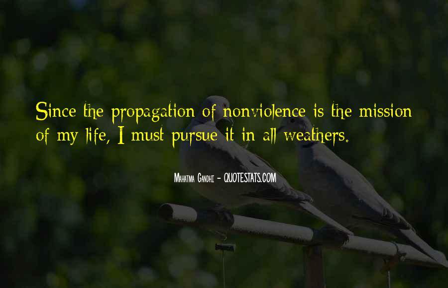 Gandhi Pro War Quotes #26725