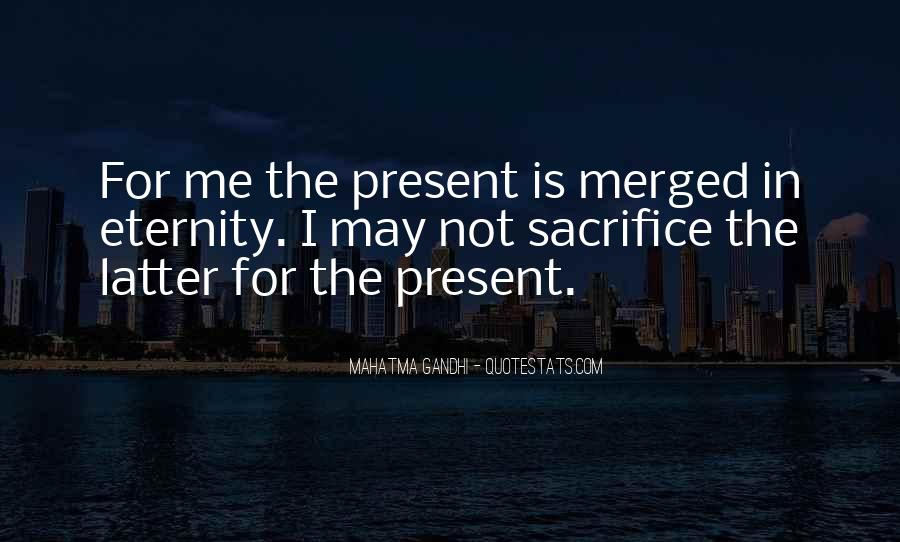 Gandhi Pro War Quotes #30970