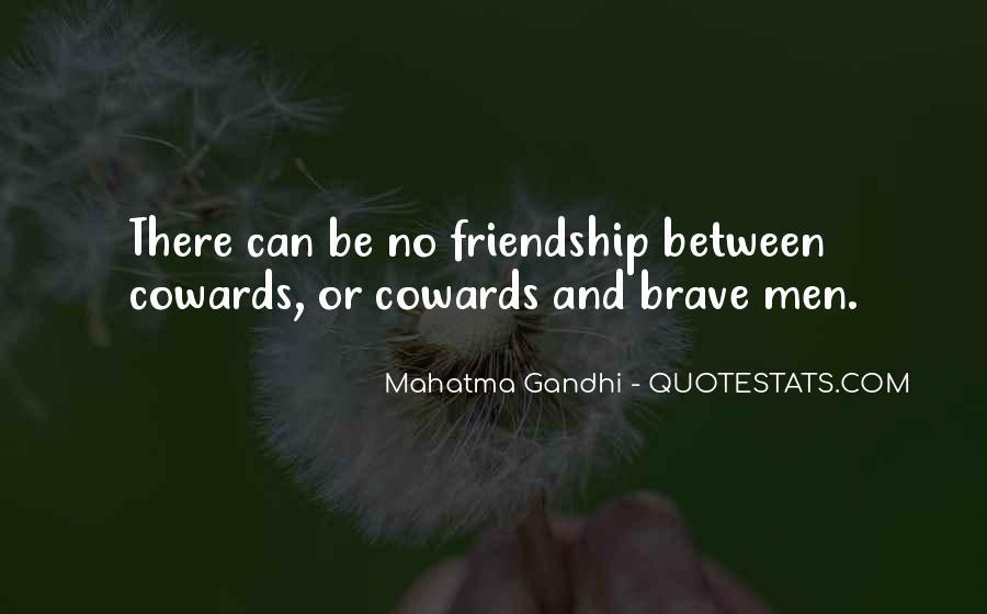 Gandhi Pro War Quotes #31298