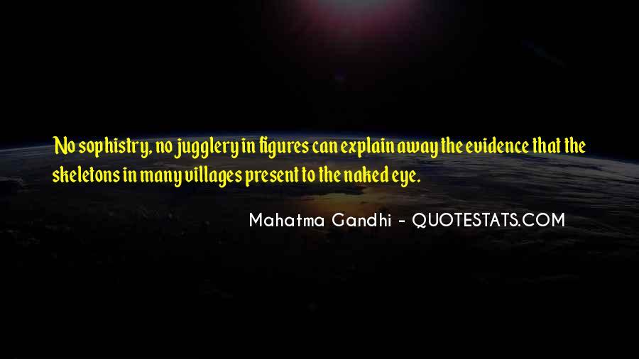 Gandhi Pro War Quotes #32915