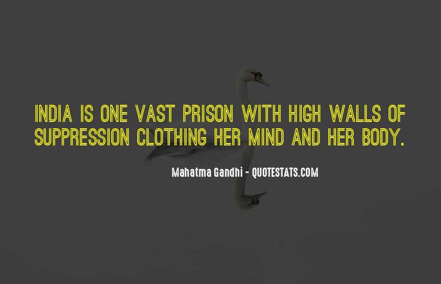 Gandhi Pro War Quotes #33153