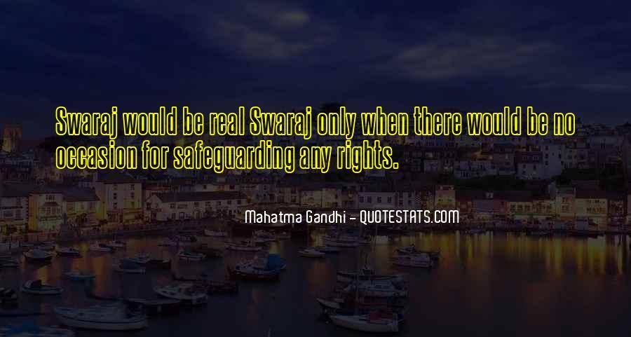 Gandhi Pro War Quotes #35685