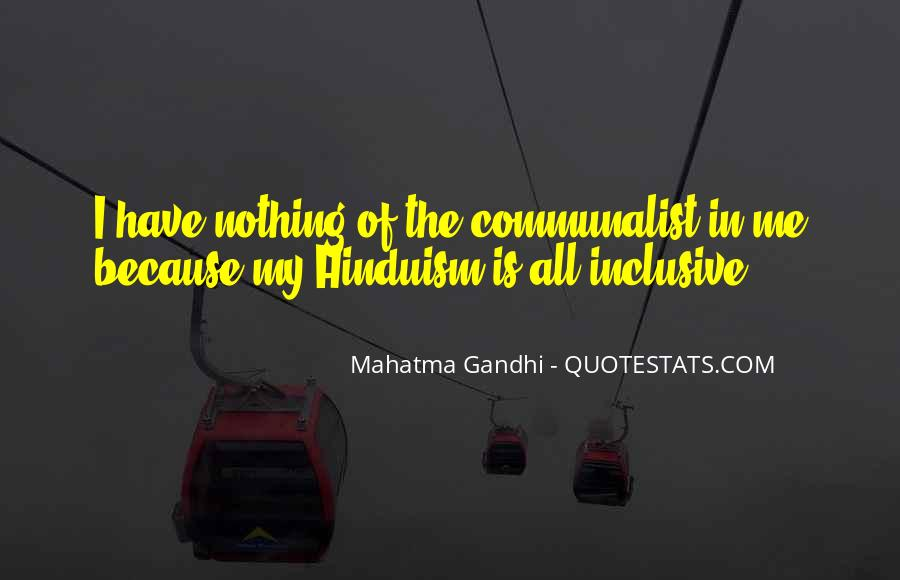 Gandhi Pro War Quotes #37539