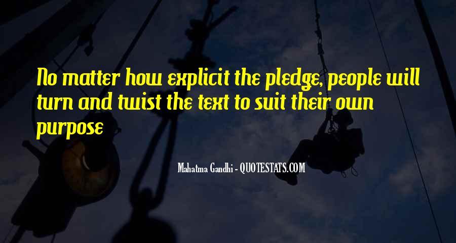 Gandhi Pro War Quotes #40849