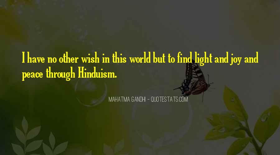 Gandhi Pro War Quotes #41629