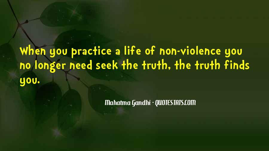 Gandhi Pro War Quotes #4361