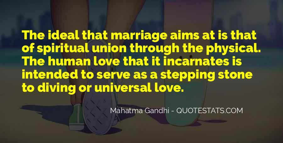 Gandhi Pro War Quotes #5739
