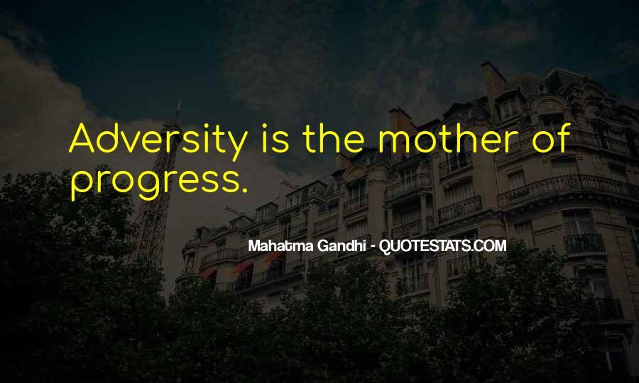 Gandhi Pro War Quotes #6961
