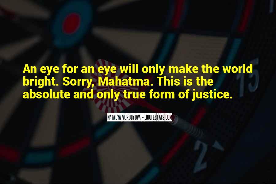 Gandhi Pro War Quotes #8603