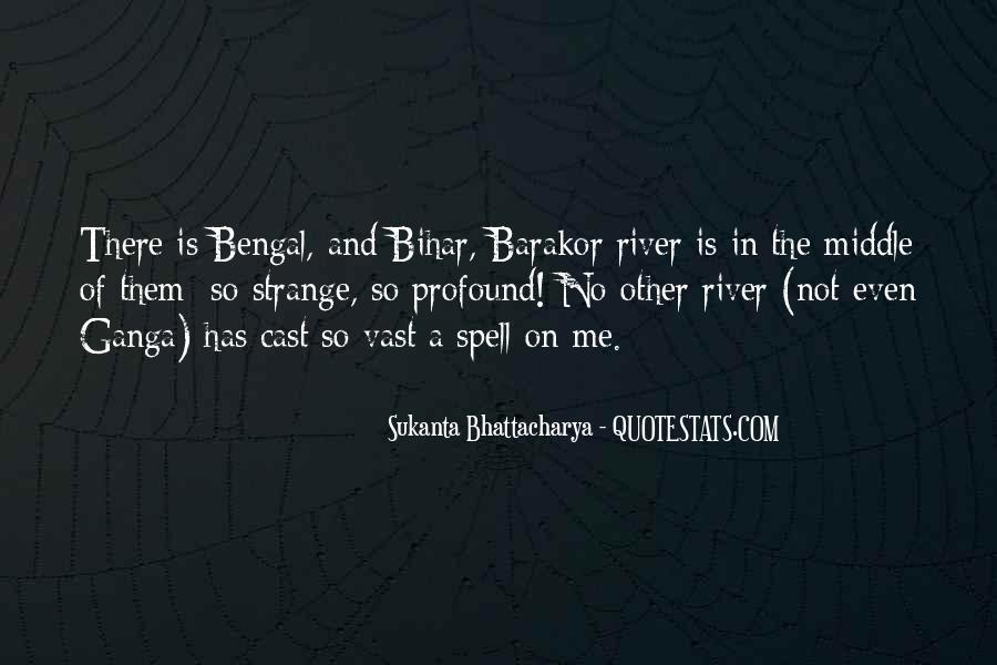 Ganga River Quotes #1369816