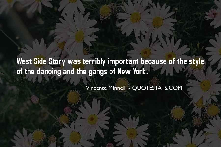 Gangs New York Quotes #633940