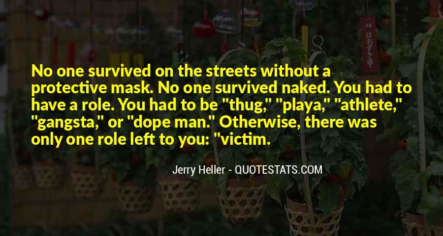Gangsta Pic Quotes #1102179