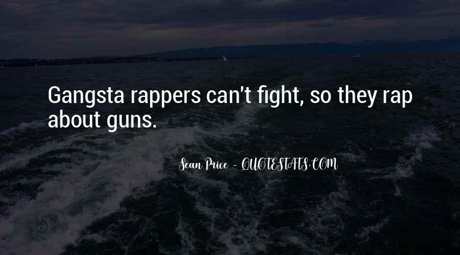 Gangsta Pic Quotes #1162052