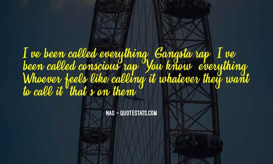 Gangsta Pic Quotes #1369447