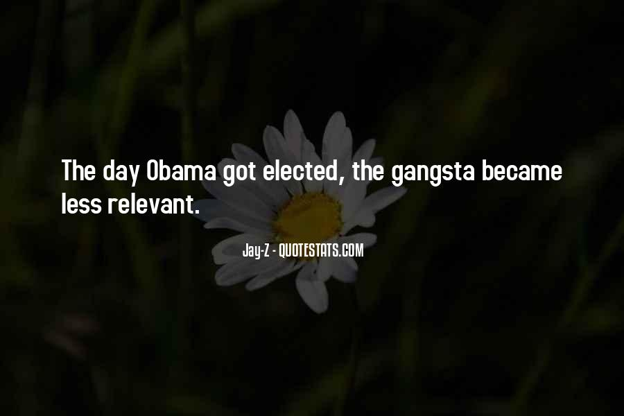 Gangsta Pic Quotes #1578338