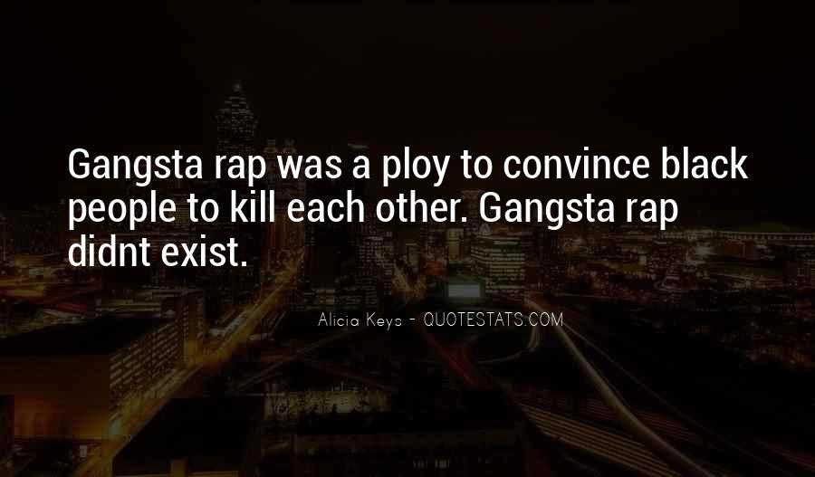 Gangsta Pic Quotes #1706886
