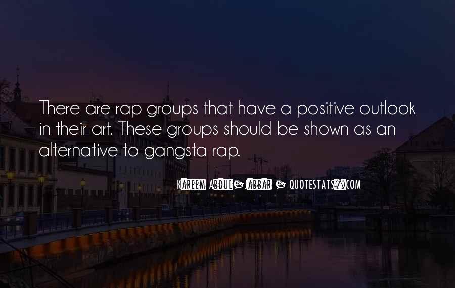 Gangsta Pic Quotes #508944