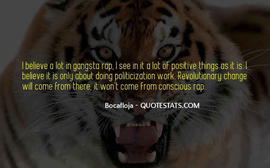 Gangsta Pic Quotes #608673