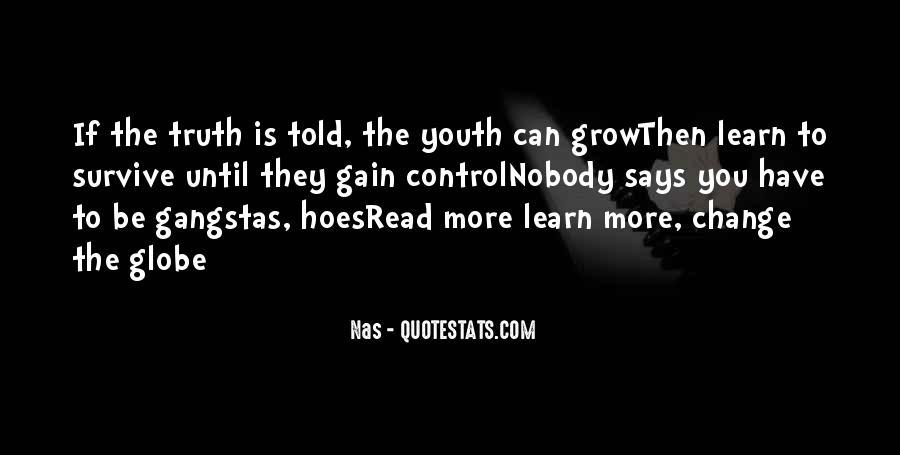 Gangsta Pic Quotes #808886