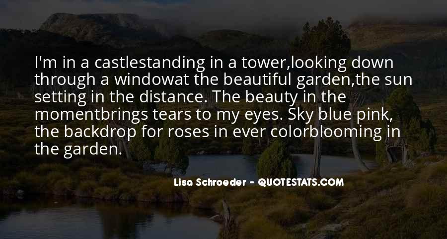 Garden Blooming Quotes #1601542