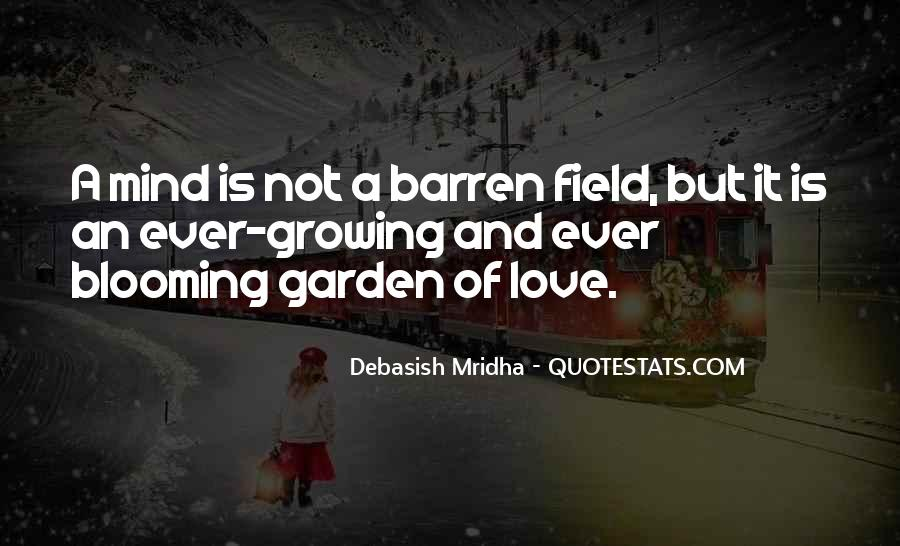 Garden Blooming Quotes #1670810