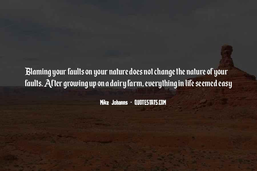 Quotes About The Farm Life #1170318